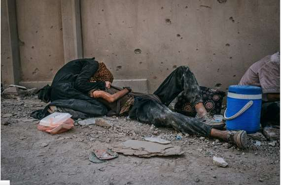 شاهد بالصور.. الموصل تحت الأنقاض