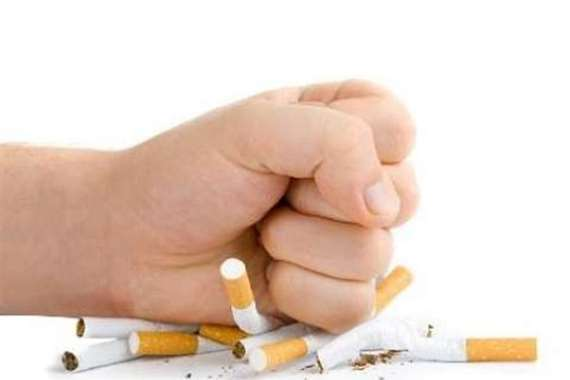 ضد التدخين