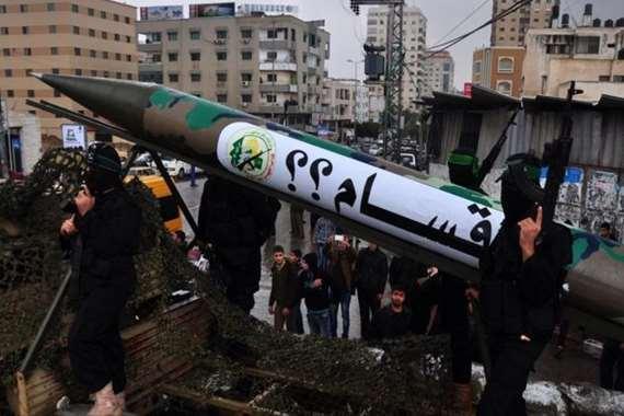 كتائب القسام في غزة