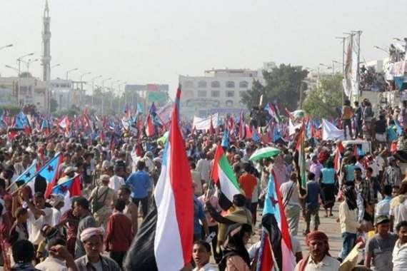 مظاهرات فى اليمن