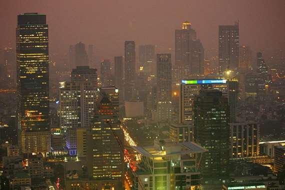 مدن حول العالم