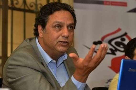 الناشط السياسي، حازم عبد العظيم