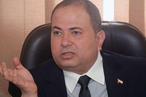 إبراهيم الدسوقي، مدير مستشفى الحسين الجامعي