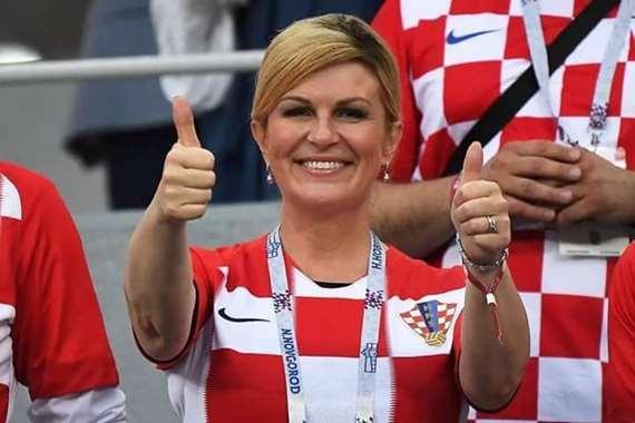 رئيسة وزراء كرواتيا