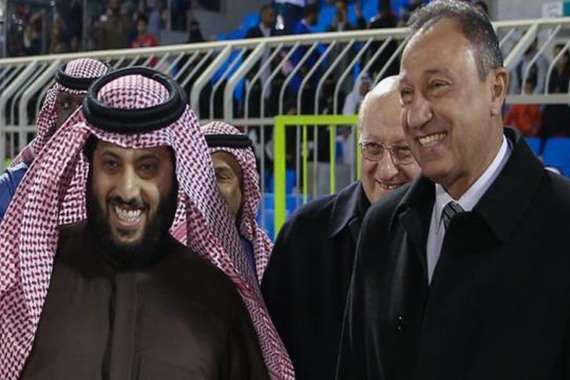 الخطيب وتركي آل الشيخ