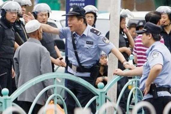 اضطهاد مسلمي الصين