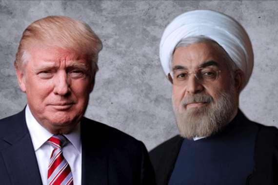 ترامب وروحاني