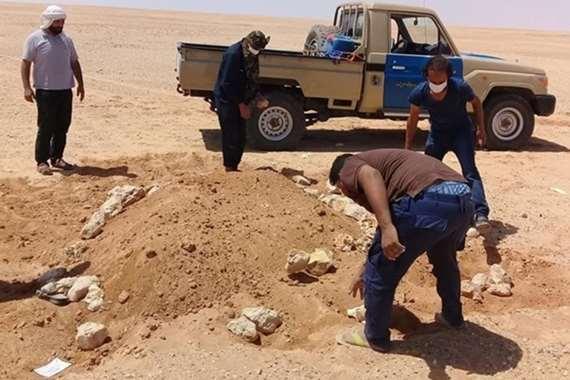 جثث المصريين