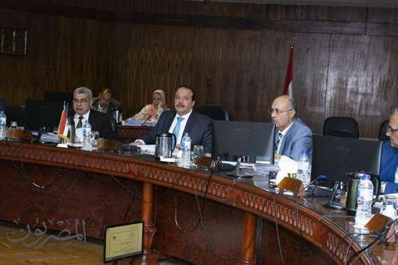 ترقية 9 أعضاء هيئة تدريس وتعيين 17 مدرس بجامعة طنطا