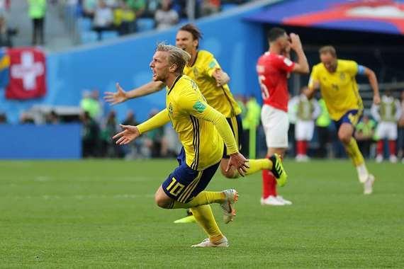 السويد وسويسرا