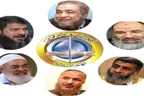 قيادات الجماعة الإسلامية في مبادرة وقف العنف