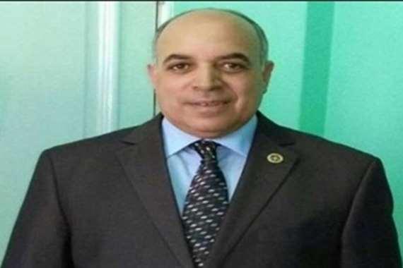 جمال عبدالعظيم رئيس مصلحة الجمارك المقبوض عليه