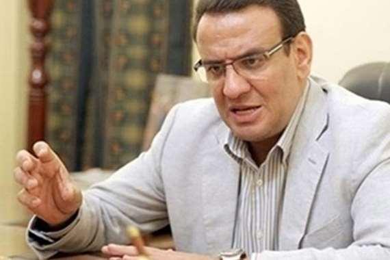 الدكتور صلاح حسب الله المتحدث الرسمي باسم مجلس النواب