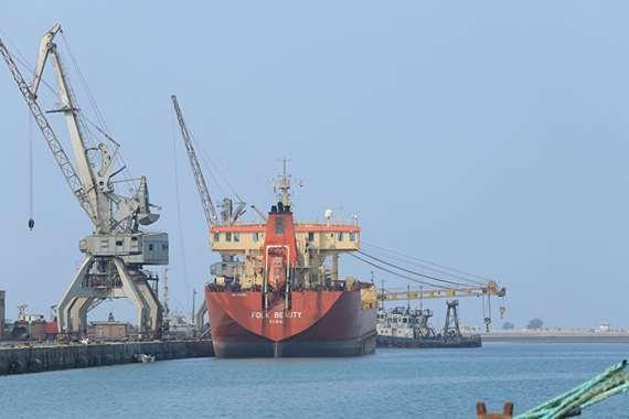 البحر الاحمر   ميناء