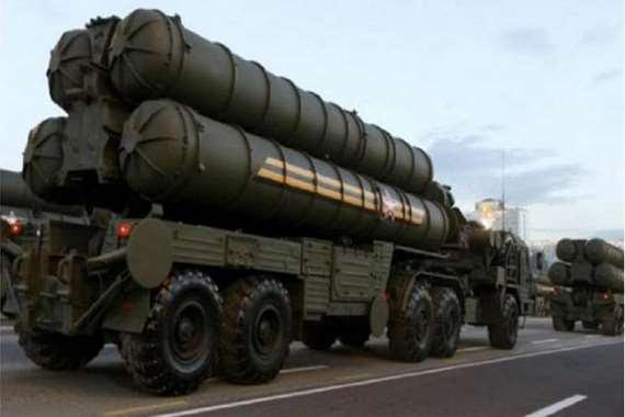 صواريخ اس 400