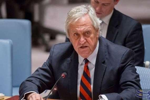 المستشار الخاص للأمين العام للأمم المتحدة وموفده إلى السودان نيكولاس هايسوم