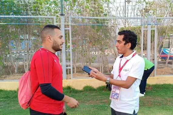 محرر المصريون مع شهاب شيبو