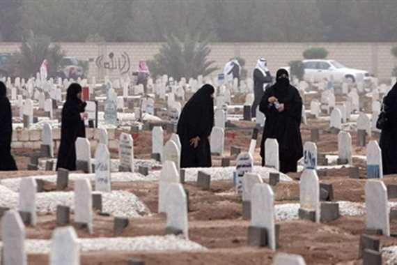 زيارة القبور للنساء