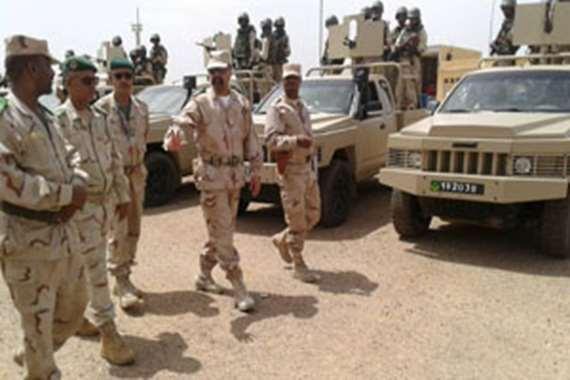 الجيش المورتاني