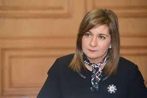الدكتورة نبيلة مكرم، وزيرة الهجرة والمصريين بالخارج