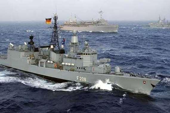 البحرية الألمانية