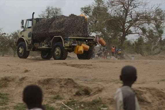 تحرير 4 أتراك اختطفوا في نيجيريا
