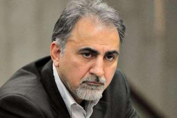 عمدة طهران السابق محمد علي نجفي