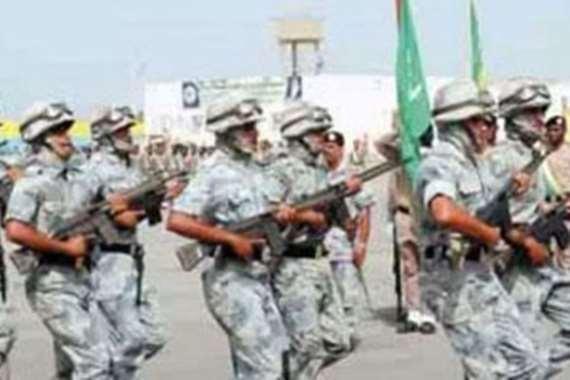 الحرس الحدودي السعودي