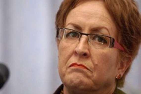 وزيرة الثقافة السابقة خليدة تومي
