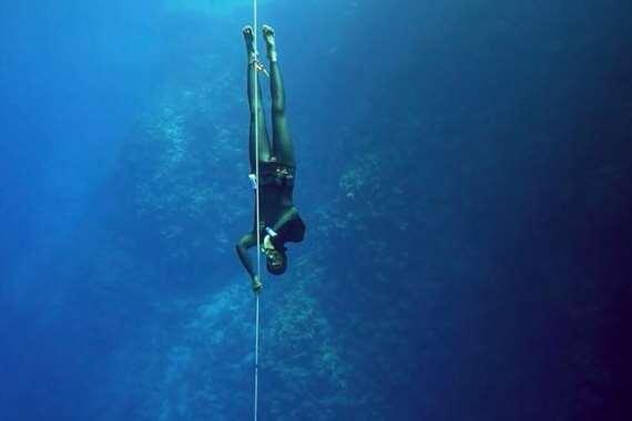 العثور على جثة بطل السعودية في الغوص