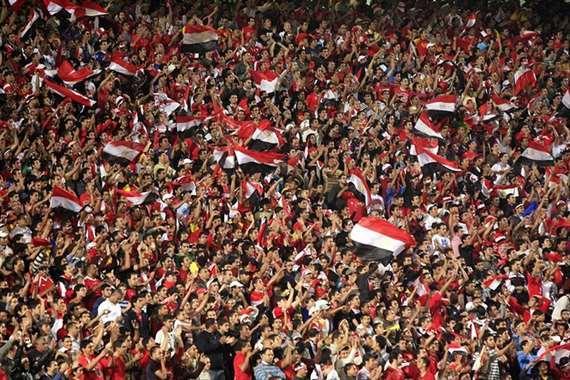 الجماهير المصرية