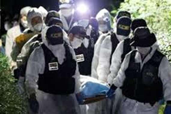 جثة عمدة عاصمة كوريا الجنوبية