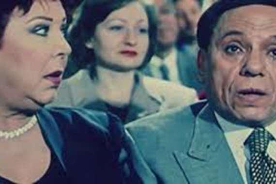 ماذا قال عادل إمام لابنة رجاء الجداوي في حفل زفافها