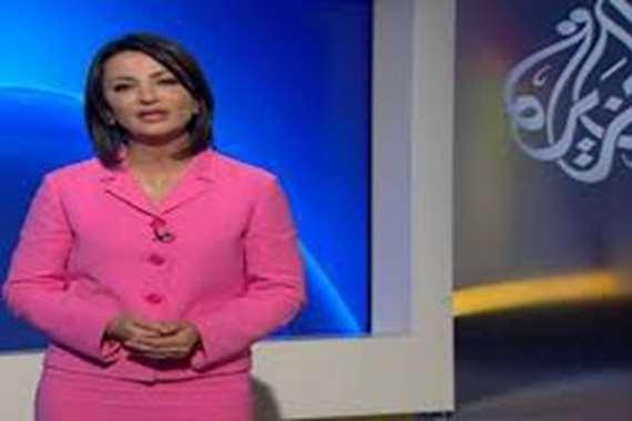 مذيعة الجزيرة: أردوغان ليس إلها