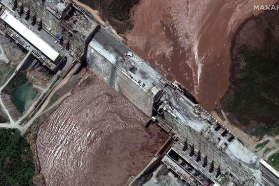 السودان يسجل انخفاضًا بمنسوب مياه النيل