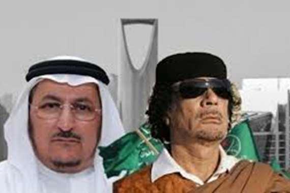 إطلاق سراح مبارك الدويلة عقب توقيفه بسبب تسريبات خيمة القذافي