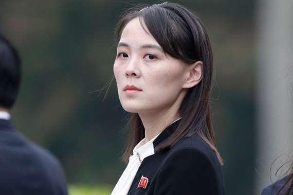 كيم يو جونح» شقيقة زعيم كوريا الشمالية