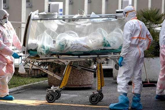 تسجيل 593 إصابة جديدة بكورونا في الجزائر