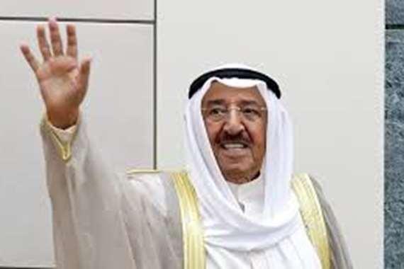 إجراء عملية جراحية ناجحة لأمير الكويت