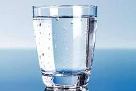 كوب ماء