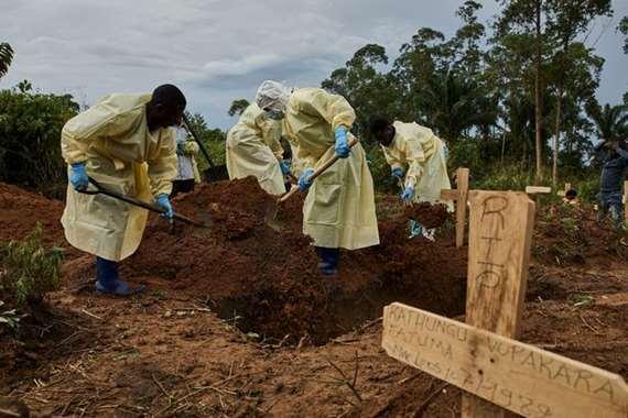 وباء إيبولا الجديد يضرب الكونغو الديمقراطية