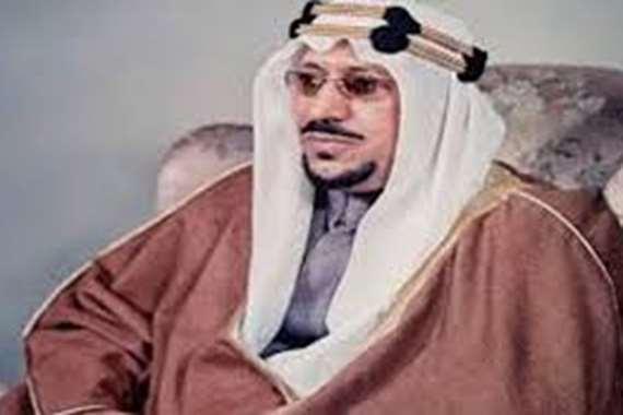 أول صورة  في حياة الملك سعود قبل 100 عام