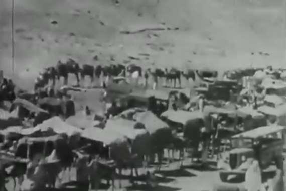 فيديو لوقوف الحجاج بعرفات قبل 85 عاما