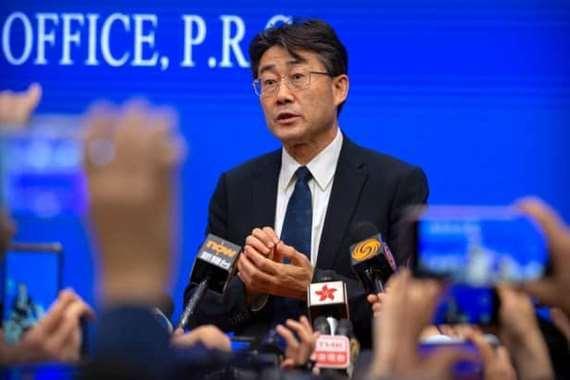 حقن رئيس المركز الصيني للسيطرة على الأمراض بلقاح تجريبي لكورونا
