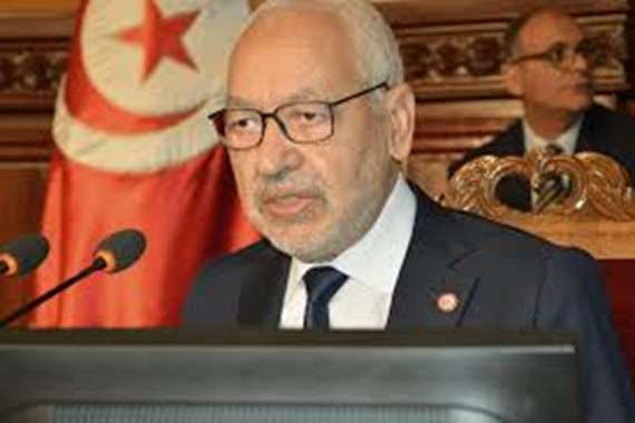 بعد جلسة سحب الثقة.. الغنوشي على رأس البرلمان التونسي