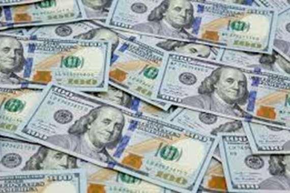 استقرار لأسعار الدولار  أمام الجنيه في تعاملات اليوم