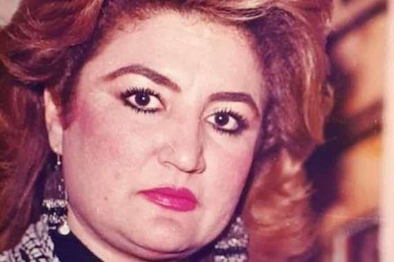 الإعلامية منيرة يوسف بالإذاعة المصرية