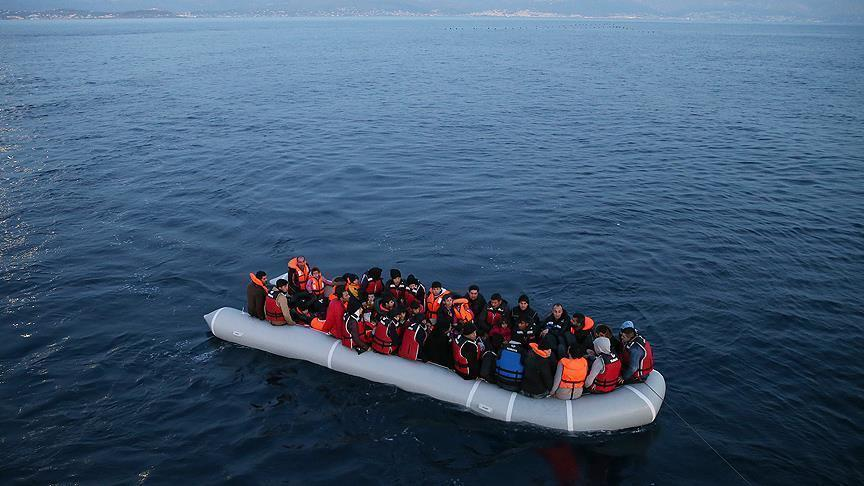انتشال 16 جثة لمهاجرين غير شرعيين قبالة السواحل الليبية