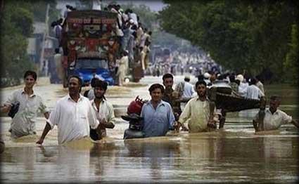ارتفاع ضحايا فيضانات الهند إلى 200 قتيل