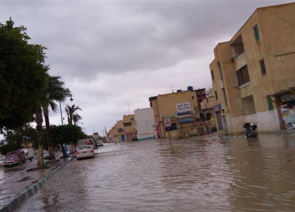 الأرصاد تحذر: أمطار غزيرة ورعدية بالقاهرة